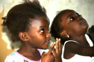 Zählen lernen im Waisenheim