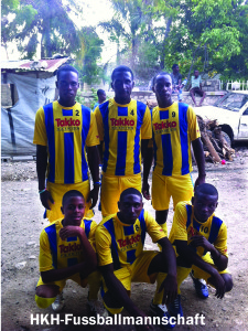 HKH_Fußballmannschaft