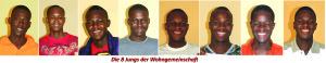 Die WG-Jungs