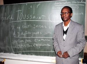 Herr Toussaint Haiti