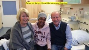 Carline mit Familie Heinze