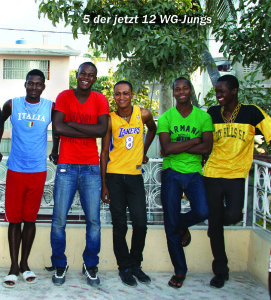 5 WG-Jungs
