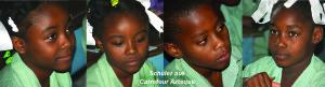 Schüler aus Carrefour